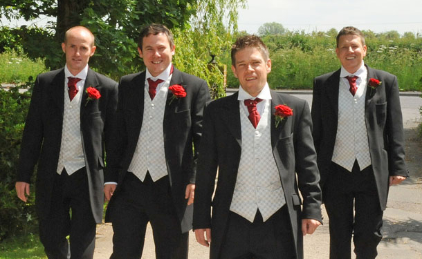 wedding suit hire swindon